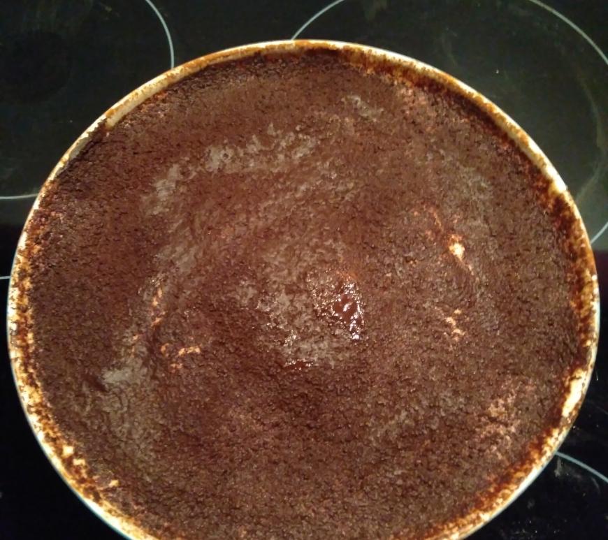served tiramisu, finished recipe, classic recipe, classic dessert